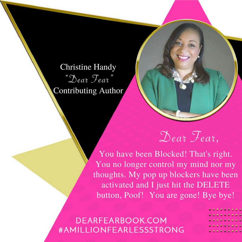 Christine Handy, Entrepreneur, Educator, Leader, Author