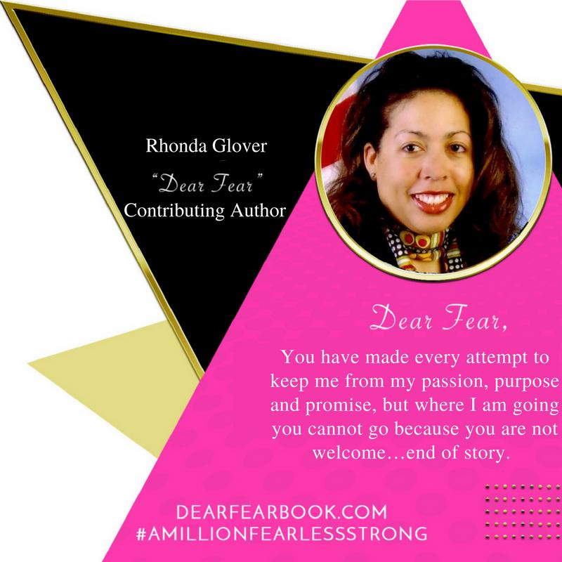 Rhonda Glover, Author, Trainer