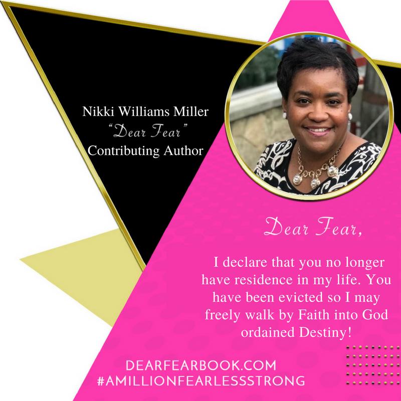 Nikki Miller, Entrepreneur, Educator, Leader, Author www.jewelswithnikki.com