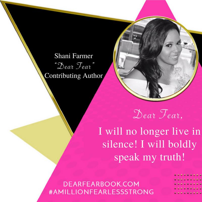 Shani Farmer, Entrepreneur, Author