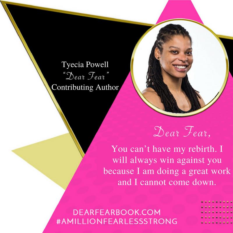 Tyecia Powell, Health Instructor, Educator, Author